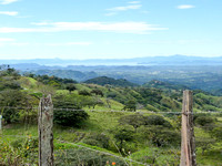 Costa Rica highlands