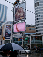 A walk up Yonge Street, May 2008